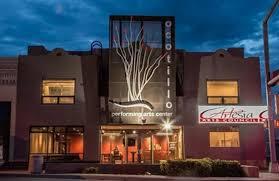 The Ocotillo Performing Arts Center