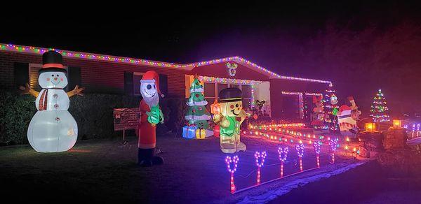 cb lights