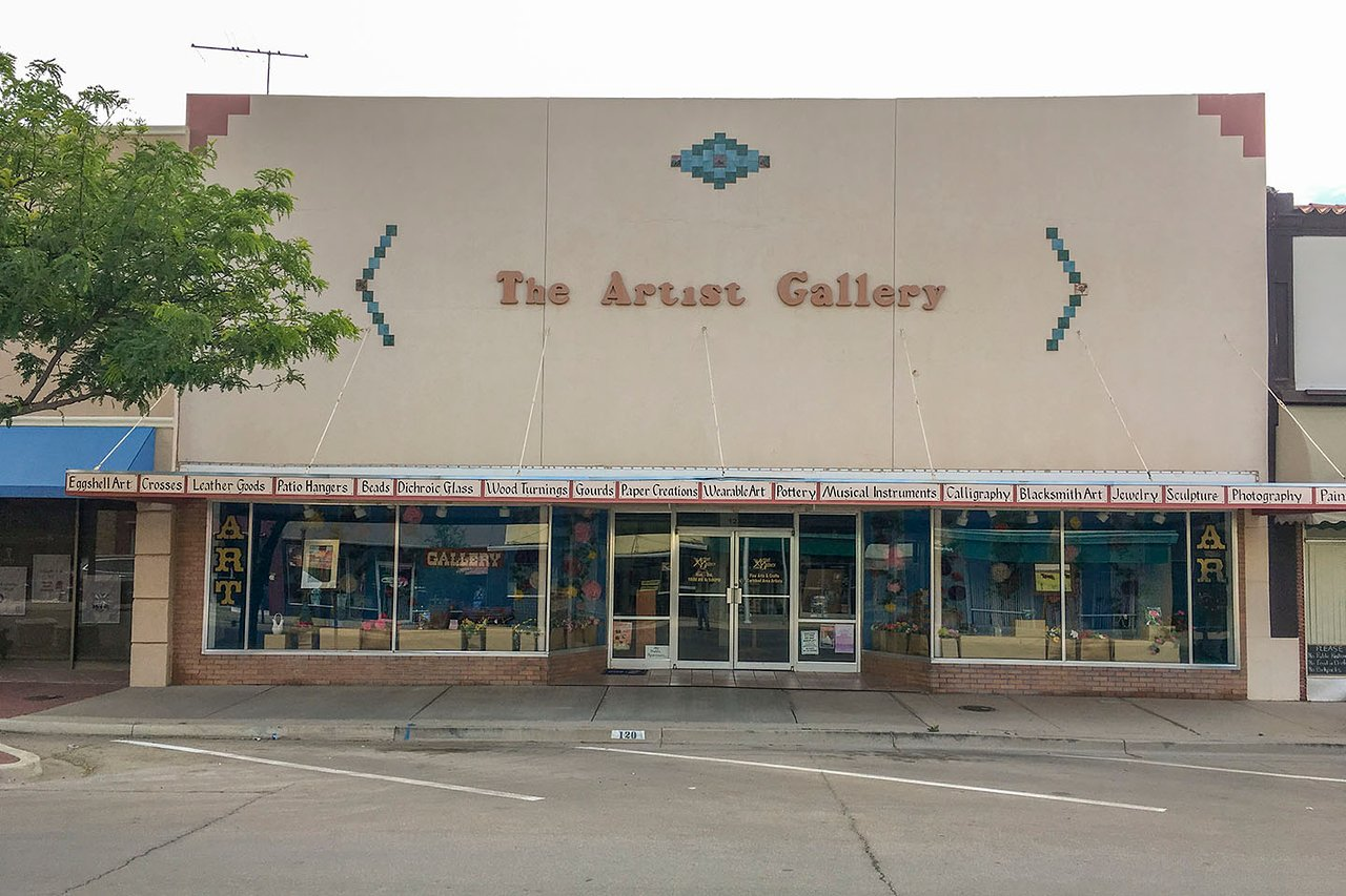 The Artist Gallery