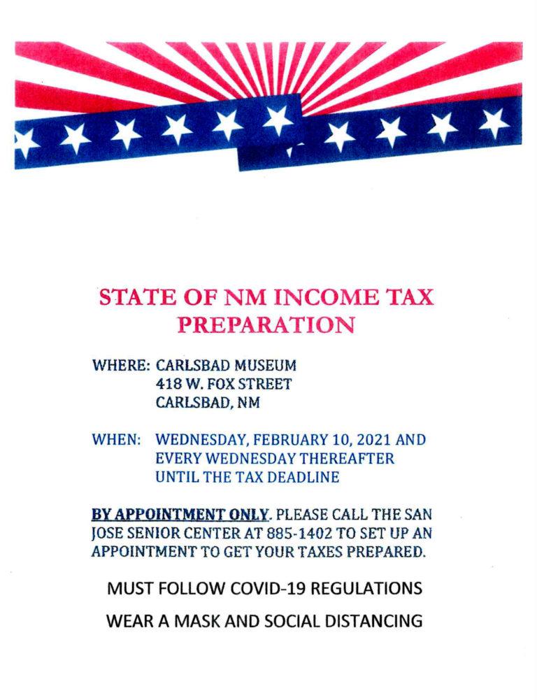 State Tax Preparation