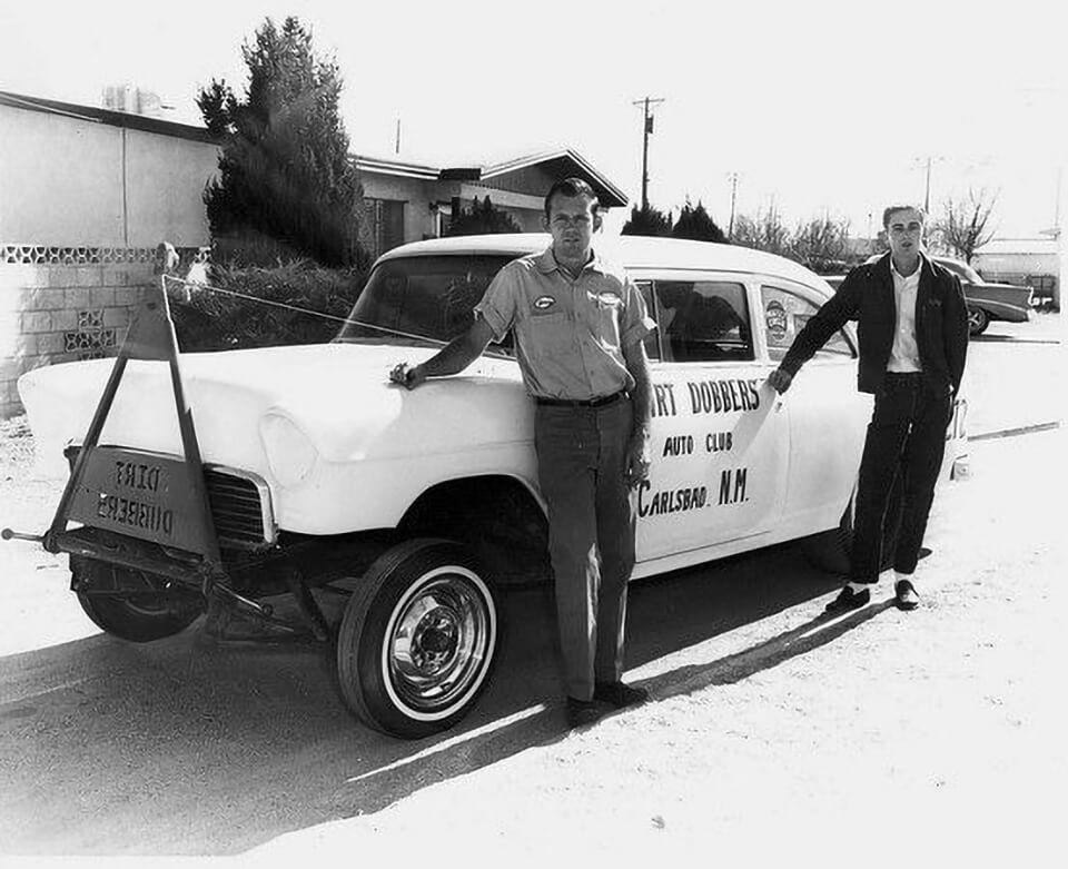 1966.170 Officers Bert Haggerton and Billy May
