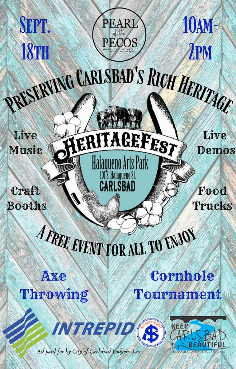 HeritageFest AD
