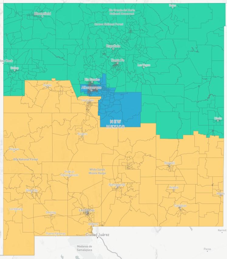 Congress-Map-A